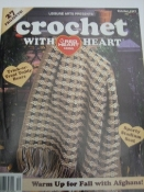 Crochet With Heart Magazine - Red Heart Yarns
