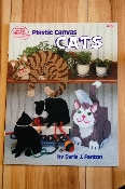American School of Needlework Plastic Canvas Books