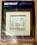 Crewel Stitchery Kit