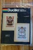 Bucilla Counted Cross Stitch Kits