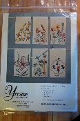 Yvonne Stitchery crewel Embroidery Kit