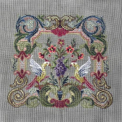 Finest trammed Needlepoint Collection by Martin Winkler GmbH Germany