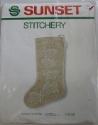 Sunset Stitchery Kit