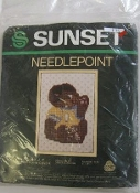 Sunset Needlepoint Kits