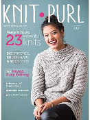 Knit.Purl Knitting Book