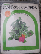 Leisure Arts Turtle Planter Plastic Canvas Kit (LeisureArts_311)
