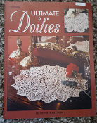 Leisure Arts Ultimate Doilies #3401