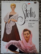 Star Stoles and Shawls #86