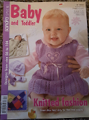 Sandra Knitting Magazine Baby/Toddler Special Issue 1/2012