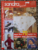 Sandra Knitting Magazine Winter and Christmas Special 3-4/2005