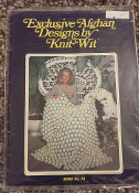 Knit-Wit Exclusive Afghan Designs #70