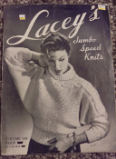 Lacey's 'Four Jumbo Speed Knits for Ladies #100'