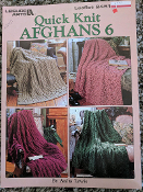 Leisure Arts Quick Knit Afghans 6 (LeisureArts_2451)