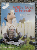 Leisure Arts Willie Goat and Friends (LeisureAts_1337)