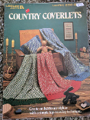 Leisure Arts Country Coverlets Afghans (LeisureArts_293)