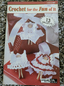 Leisure Arts: 13 Crochet Projects for the Fun of it  #75034