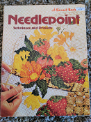 Sunset Books 'Needlepoint Techniques and Projects' #04582