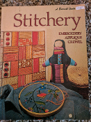 Sunset Books 'Stitchery' #468