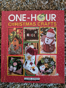 Leisure Arts 'One-Hour Christmas Crafts' #6118