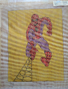 NeedlePoint Design of Spider-Man 'Loli_38'