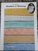 RuthLafonBlythe 'Crochet a Blanket or Bunting #4
