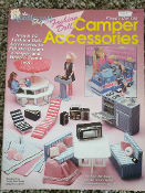 Needlecraft Shop Fashion Doll Camper Accessories #923715