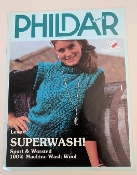Phildar Superwash Leaflet #29