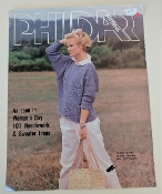 Phildar Sweater as seen in Woman's Day(R) Leaflet #WD115