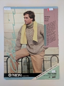 Phildar Classic Man's Sweater #94J2