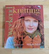 Weekend Knitting By Melanie Falick