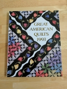 Oxmoor House 'Great American Quilts 1993 #1093'