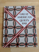 Oxmoor House 'Great American Quilts 1991 #62283'