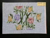 NeedlePoint Brick Cover Design 'Rosalie_BK21'