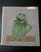 Frog Needlepoint Design 'NeedlePoint_411'