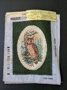 TAPEX Needlepoint OWL #121466