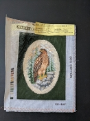 TAPEX 'Needlepoint Design of an Eagle #121467'