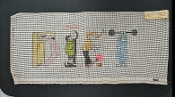 Physical Fitness Needlepoint Design 'NeedlePoint_433'