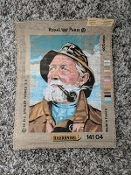 Haerendel Fisherman Needlepoint Design 'RoyalParis_14104'