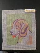 Needlepoint Design of a Puppy 'NeedlePoint_429'