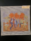 Let's Dance Needlepoint Design 'Needlepoint_424'