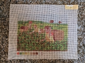 'Farm Pickers' Needlepoint Design 'NeedlePoint_811'