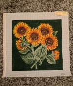 A Bouquet of Sunflowers NeedlePoint design 'NeedlePoint_809'