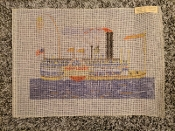 Mayflower Cruise Needlepoint Design 'NeedlePoint_427'