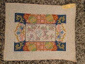 Imari NeedlePoint Design 'NeedlePoint_483'